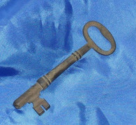 Large Brass Civil War Key (SOLD)