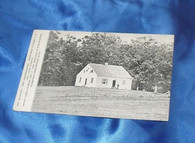 Rare Antietam Postcard, dated 1909