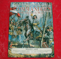"Book, ""The Commanders of the Civil War"", by Davis"
