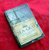 "Book, ""Sea of Gray"" on the Confederate Raider-Shenandoah"