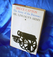 "Book, ""The Army of the Potomac: Mr. Lincoln's Army"""
