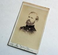 CDV Image of General James McPherson - Killed at Atlanta (NEW PRICE)