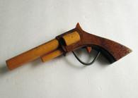 Wooden Gettysburg souvenir gun
