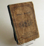 """RARE! """"Soldier's Text-book"""", identified to an Ohio soldier (SOLD)"""