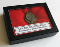 Civil War Soldier's Locket from Corinth