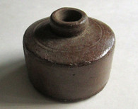 Civil War Stoneware Inkwell (SOLD)