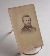 CDV Image of General Ulysses S. Grant
