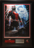 Ant-Man Large Cast Autographed Photo
