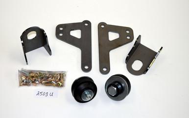 28/34 (others) car/pu - Universal SB Ford Engine mount kit 2503U