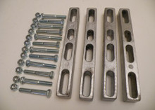 1949-1956 Ford/Merc (and many others) bolt-in front lowering kits