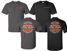 Butch's T-Shirt with additional Product Order T100 $15