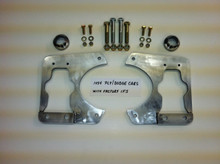 34 Ply PE & Dodge LWB Cars Disc Brake Conversion Kit
