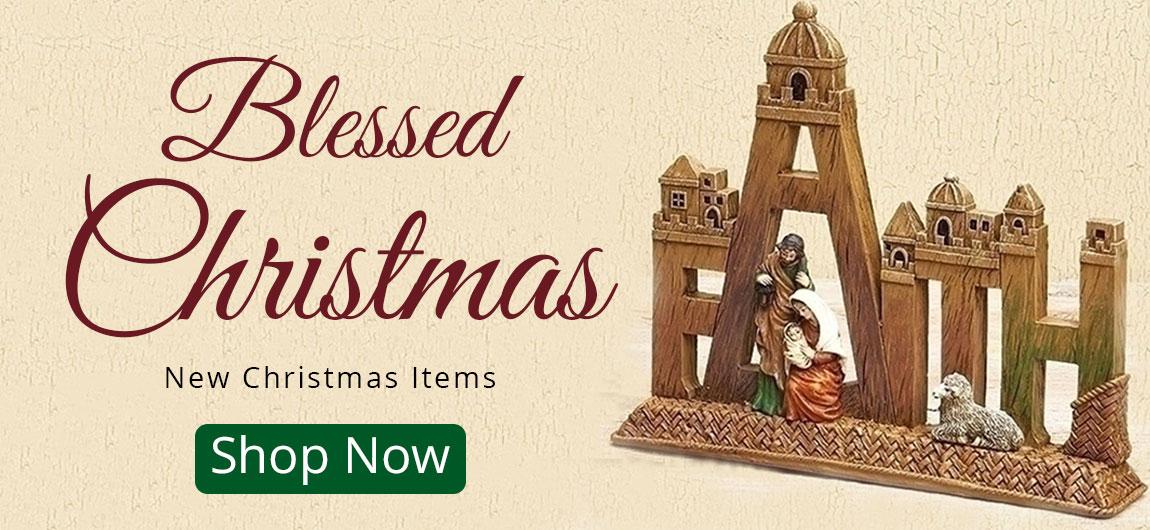 Blessed Chrsitmas