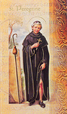 St. Peregrine Biography Card