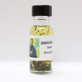 Anointing Oil - St. Peregrine