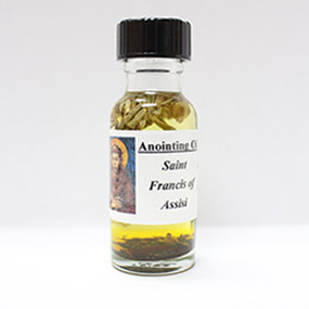 Anointing Oil - St. Franci