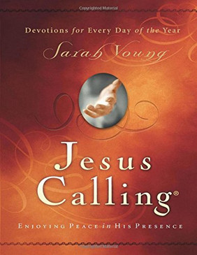 Jesus Calling: Enjoying Peace in His Presence (SAD-9781591451884)