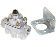 HOLLEY 2 Port Carburettor Bypass Fuel Pressure Regulator HL12-803BP