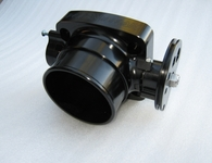 PLAZMAMAN 66mm Billet Throttle body