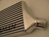 PLAZMAMAN Universal 950hp Swept-back Intercooler 680x340