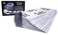 CAR BUILDERS Sound Deadener 500mm x 300mm (12 sheets) SILVER