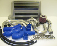 PLAZMAMAN BA-BF XR6T Bar and Plate STG1.5 Intercooler Kit 750HP