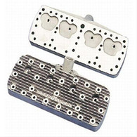 OFFENHAUSER Ford Flathead V8 Alloy Cylinder Heads BARE PAIR