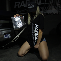 RADIAL LIFE Premium T-Shirt Black
