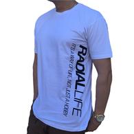 RADIAL LIFE Premium T-Shirt White