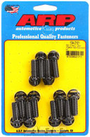 ARP Chevrolet SBC Chromoly Black Oxide 12-Pt Intake Bolt Kit