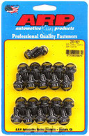 ARP Chevrolet Big Block Oil Pan Bolts Black Oxide 12-Point Head Kit