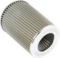 """PROFLOW 4"""" Inlet Pod Filter 190mm High STAINLESS"""