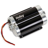 HOLLEY 200GPH Dominator In-Line Billet Fuel Pump
