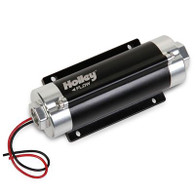 HOLLEY 65GPH HP In-line Fuel Pump