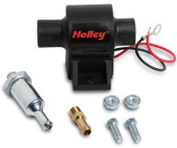 HOLLEY Carbureted Mighty Mite Electric Fuel Pumps - 4-7psi / 25GPH