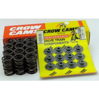 CROW CAMS Ford 6 Cylinder AU Double Spring / Retainer Kit - STREET