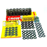 CROW CAMS GM LS V8 Dual Spring / Retainer Kit
