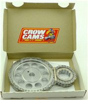 CROW CAMS High Performance Timing Chain Set - Chevrolet Small-Block