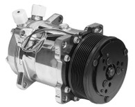 PROFLOW A/C Compressor Serpentine Pulley