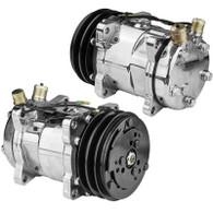 PROFLOW A/C Compressor V-Belt Pulley