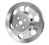 PROFLOW Ford 302-351 Cleveland Water Pump Pulley - SILVER
