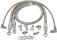 AEROFLOW Turbo Oil & Water Feed Line Kit suit Nissan RB20/25/26/30