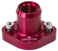 AEROFLOW Billet Top Water Housing - Suit RB30 - Red