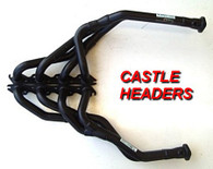 CASTLE HEADERS - HK-HG HQ-WB 304 EFI Tri-Y DESIGN - CH44