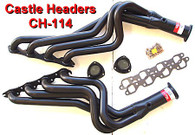 CASTLE HEADERS - HK-HG 304 EFI 4 into 1 DESIGN - CH114