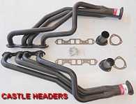 CASTLE HEADERS - HQ-WB 304 EFI 4 into 1 DESIGN - CH89A