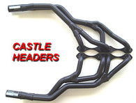 CASTLE HEADERS - HK-HG Small Block Chevrolet Tri-Y DESIGN - CH60