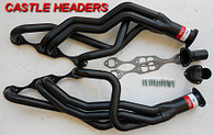 CASTLE HEADERS - HK-HG Small Block Chevrolet 4 into 1 DESIGN - CH116