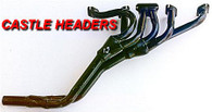 CASTLE HEADERS - Ford TC-TD Cortina 200-250ci - CH18