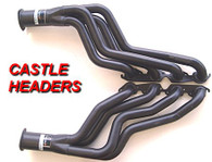 CASTLE HEADERS - HK-HG Big Block Chevrolet 4 into 1 DESIGN - CH57